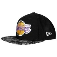 New EraBoné New Era Snapback Los Angeles Lakers - Unissex
