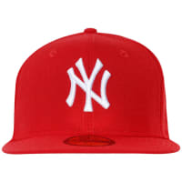 New EraGorra New Era 5950 MLB New York Yankees Scarlet