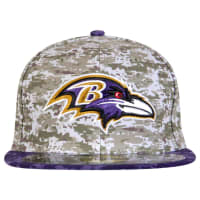 New EraGorra New Era 5950 NFL Baltimore Ravens Camo