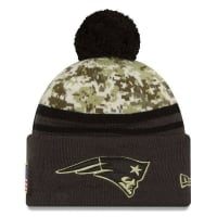 New EraGorro New Era New England Patriots Salute To Service STS Militar - Unissex