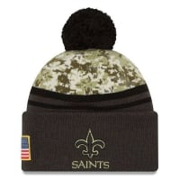 New EraGorro New Era New Orleans Saints Salute To Service STS Militar - Unissex