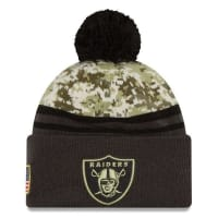 New EraGorro New Era Oakland Raiders Salute To Service STS Militar - Unissex