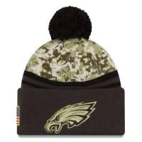 New EraGorro New Era Philadelphia Eagles Salute To Service STS Militar - Unissex