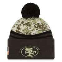 New EraGorro New Era San Francisco 49ers Salute To Service STS Militar - Unissex