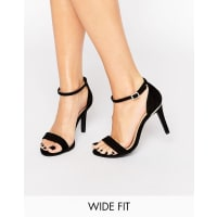 New LookBarely There Heeled Sandal