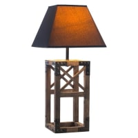 New OrientalMather Table Lamp