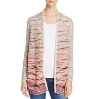 Nic And ZoeNic+Zoe Harvest Abstract Stripe Cardigan