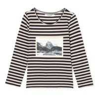 Nice ThingsT-shirt marinière manches longues, imprimé.LIVRAISON GRATUITE à partir de 49EUR