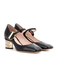 Nicholas KirkwoodCiara Carnaby Mary Jane leather pumps