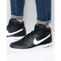 NikeAir Force 1 High 07 Sneakers In Black 315121-036 - Black