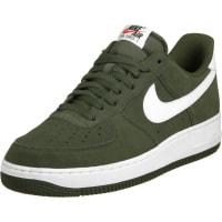 NikeAir Force 1 Lo Sneaker Schuhe oliv weiß oliv weiß