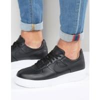 NikeAir Force 1 Ultraforce Sneakers In Black 845052-001 - Black
