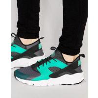 NikeAir Huarache Run Ultra Sneakers 819685-003 - Grey