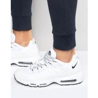 NikeAir Max 95 Sneakers In White 609048-109 - White