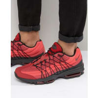 NikeAir Max 95 Ultra SE In Red 845033-600 - Red