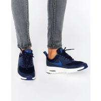 NikeAir Max Thea Sneakers In Navy - Navy
