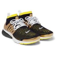 NikeAir Presto Flyknit Sneakers - Black