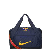 NikeALLEGIANCE BARCELONA Sporttas midnight navy/university gold