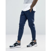 NikeBonded Joggers - Blue