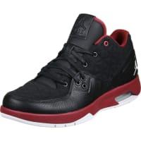NikeClutch Lo Sneaker Schuhe schwarz rot schwarz rot