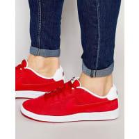 NikeCourt Royale Prem - Leder-Sneaker, 833295-661 - Rot