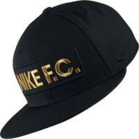 NikeF.c. Block True Snapback negro oro