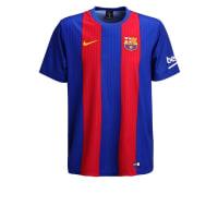 NikeFC BARCELONA HOME Camiseta de deporte bleu foncé/rouge