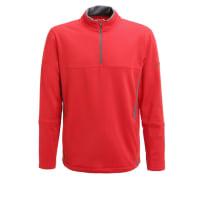 NikeFleecetröja university red/dark grey