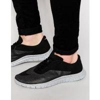 NikeFree Hypervenom Low Sneakers 725125-007 - Black