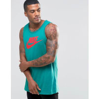 NikeFutura Singlet In Green 729833-351 - Green