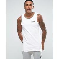 NikeFutura Singlet In White 827282-100 - White