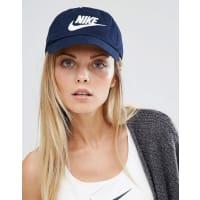 NikeFutura Washed H86 - Kappe - Marineblau