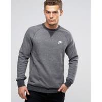 NikeGraues Sweatshirt, 805055-071 - Grau
