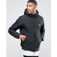 NikeHooded Jacket In Black 810856-010 - Black