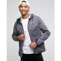 NikeInternational Hooded Jacket In Grey 802482-021 - Grey