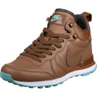 NikeInternationalist Mid Leather W Hi Sneaker schoenen bruin bruin