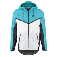 NikeLett jakke white/omega blue/black