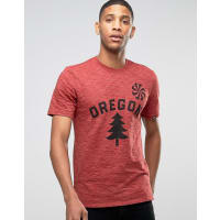 NikeLegacy T-Shirt With Large Logo In Red 809089-674 - Red
