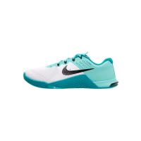NikeMETCON 2 Aerobics & gympaskor white/black/hyper turquoise/energy