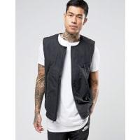 NikeModern Quilted Vest In Black 806834-010 - Black
