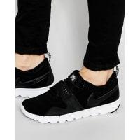 NikeNike Sb Sneakerendor Leather Sneakers 806309-002 - Black
