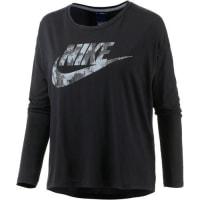 NikeNike Sweatshirt Damen schwarz