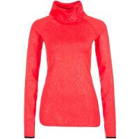 NikePro Warm Embossed Heights Trainingsshirt Damen