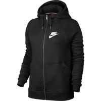 NikeRally W Chaqueta con capucha negro