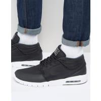NikeStefan Janoski Max Mid Sneakers In Black 807507-001 - Black