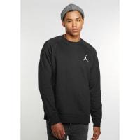 NikeSweatshirt Flight Fleece black/white