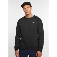 NikeSweatshirt Icon Fleece black/white