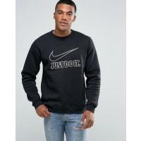 NikeSchwarzer Pullover, 804645-010 - Schwarz