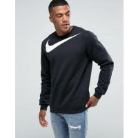NikeSchwarzer Pullover, 823106-010 - Schwarz