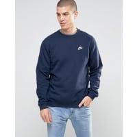 NikeBlaues Sweatshirt, 804340-451 - Blau